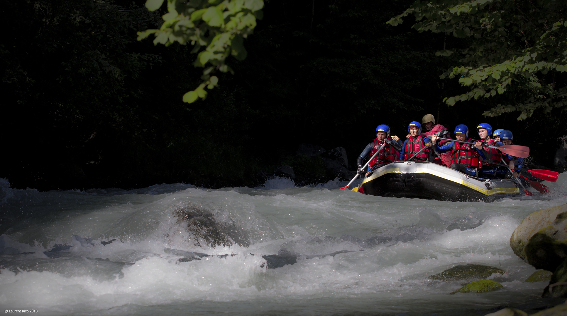 Laurent-rico-savoie-centron-essaonia-photos-videos-reportage-isere-descente-rafting-eau-vive-nage-hot-dog